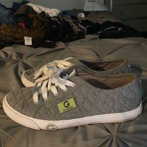 G by Guess grey shoes